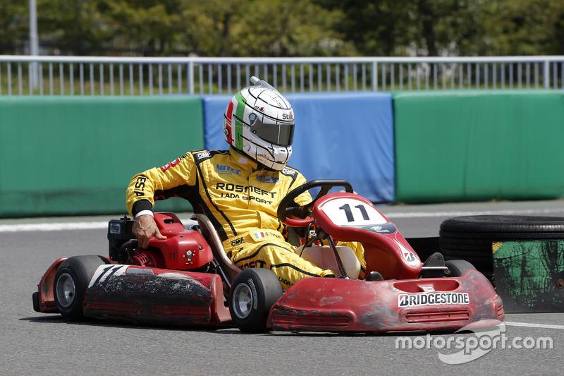 Gabriele Tarquini, LADA Sport Rosneft, Lada Vesta