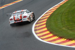 #30 Team Parker Racing, Bentley Continental GT3: CChris Harris, Derek Pierce, Carl Rosenblad, David