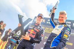Победитель - Тимми Хансен, Team Peugeot Hansen, третье место - Йохан Кристофферсон, Volkswagen Team Sweden