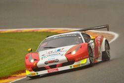 #42 Classic & Modern Racing, Ferrari 458 Italia GT3: Eric Mouez, David Loger, Thomas Nicolle, Sylvai