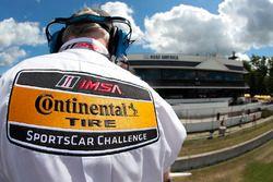 Continental Tire Sportscar Challenge hakemi