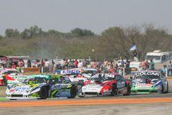 Nicolas Gonzalez, A&P Competicion Torino, Jose Manuel Urcera, Las Toscas Racing Chevrolet, Gaston Ma
