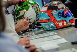 Andrea Bertolini helmet