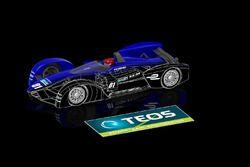 Le projet de châssis proposé par TEOS pour la formule E