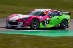 #75 RCIB Insurance Racing G55 Ginetta GT3: Wilson Thompson, Robert Barrable