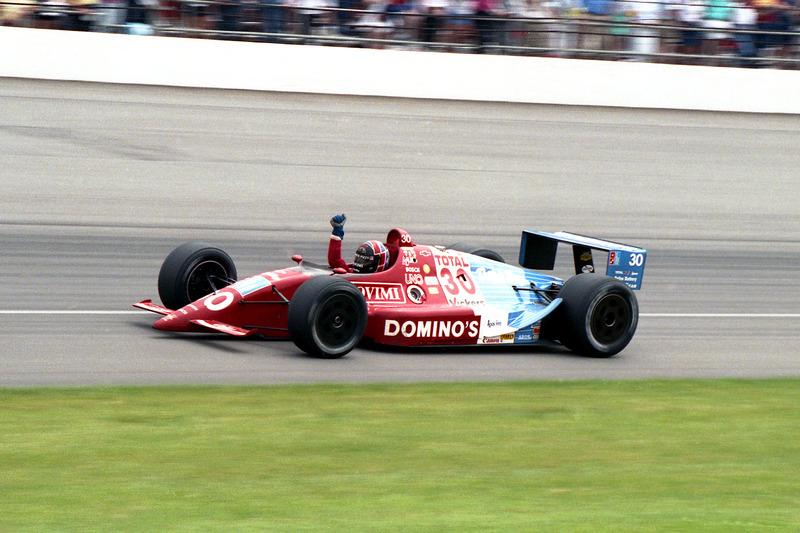 1990 - Arie Luyendyk, Lola/Chevrolet