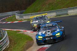 Matias Henklola, Michele Di Martino, Kazunori Yamauchi, BMW M6 GT3