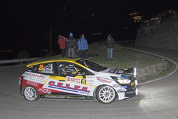 Luca Panzani e Sara Baldacci, Renaul Clio R3T
