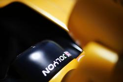 Detailaufnahme des Renault RS16