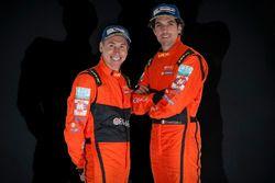Danilo Fappani, Simone Campedelli, Orange1 Racing