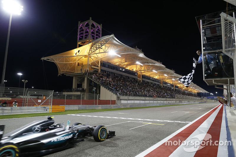 Bahrein: La segunda en el año para Rosberg