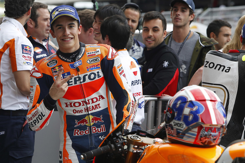 Plus grand nombre de pole positions MotoGP : 6
