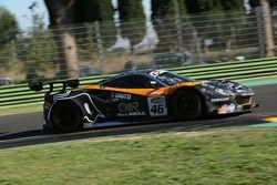 #46 Ferrari 488-S.GT3, Black Bull Swisse Racing: Venturi-Gai