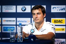 Press Conference: Bruno Spengler, BMW Team MTEK, BMW M4 DTM
