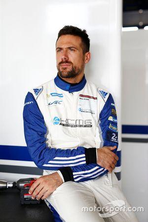 Joël Camathias, KCMG