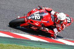 #12 Yoshimura Suzuki: Takuya Tsuda, Joshua Brookes