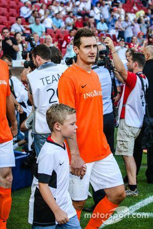Miroslav Klose, jugador de futbol