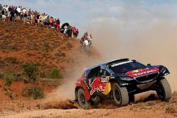 #205 Peugeot: Carlos Sainz, Lucas Cruz