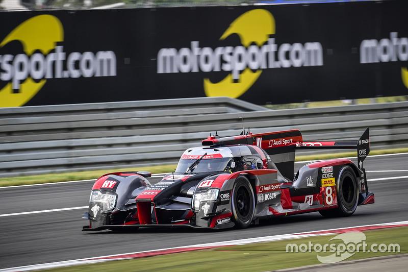 2. LMP1: #8 Audi Sport Team Joest, Audi R18 e-tron quattro