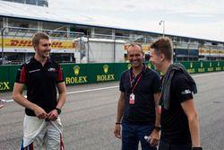 Sergey Sirotkin, ART Grand Prix and Gustav Malja, Rapax