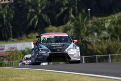 Mat'o Homola, Seat Leon, B3 Racing Team Hungary