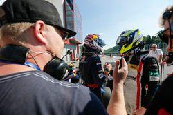 Joel Eriksson, Motopark Dallara F312, Volkswagen; Niko Kari, Motopark Dallara F312, Volkswagen