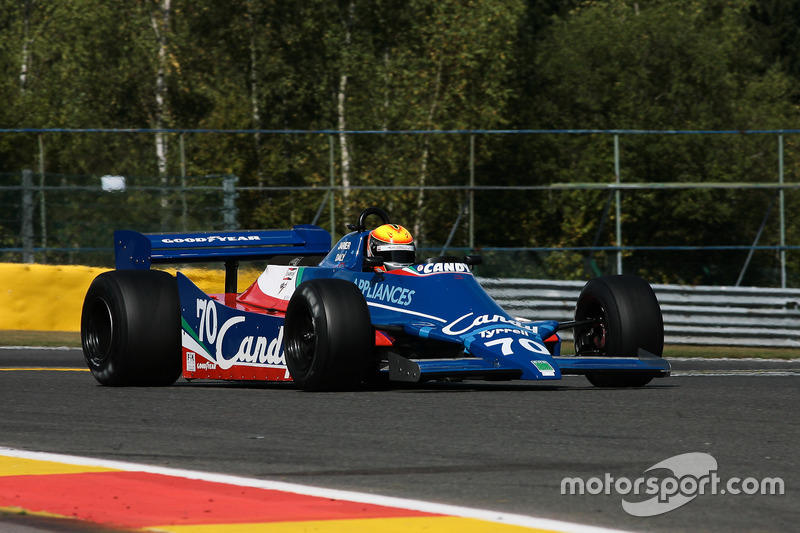#70 Tyrrell 010 (1980): Loic Deman