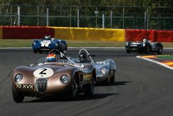 #2 Jaguar C-type (1952): Chris Ward