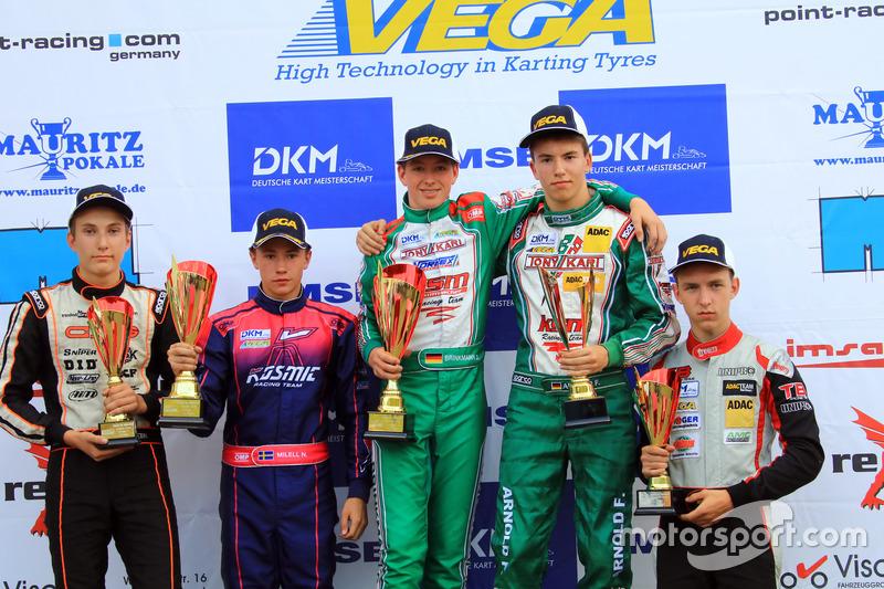 Sieger DKM Rennen 1
