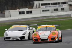 Rick Mensa, Porsche 911 GT3 Cup