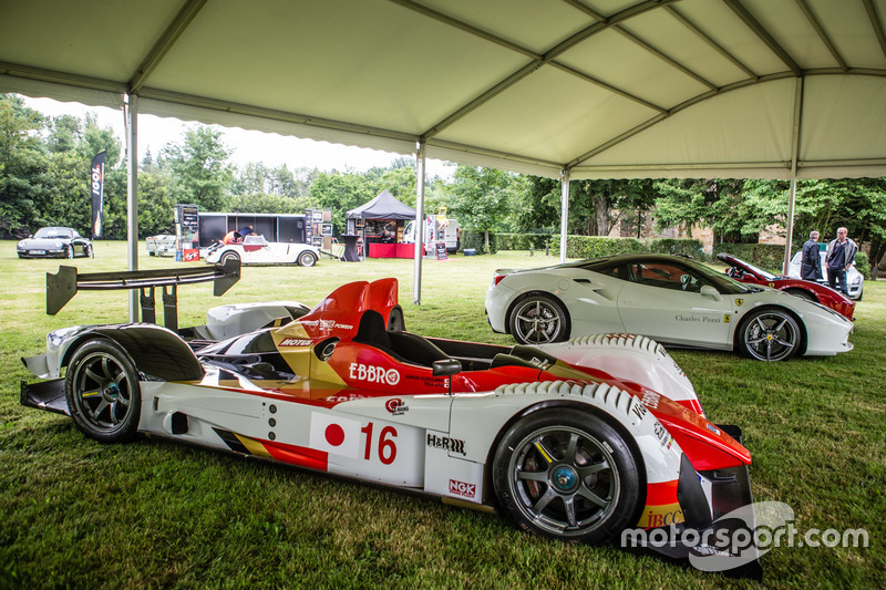 Classic Grand Tour: Courage LC70