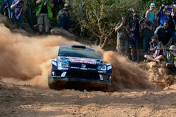 Себастьен Ожье и Жюльен Инграссиа, Volkswagen Polo R WRC, Ралли Сардинии