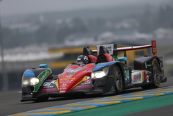 #34 Race Performance, Oreca 03R - Judd: Nicolas Leutwiler, James Winslow, Shinji Nakano