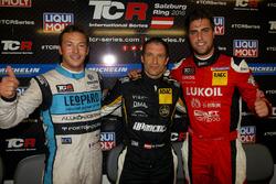 Pole Position für Harald Proczyk, WestCoast Racing, Honda Civic TCR