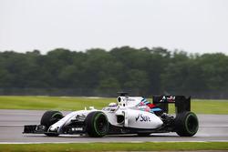 Alex Lynn, Williams FW38, Entwicklungsfahrer