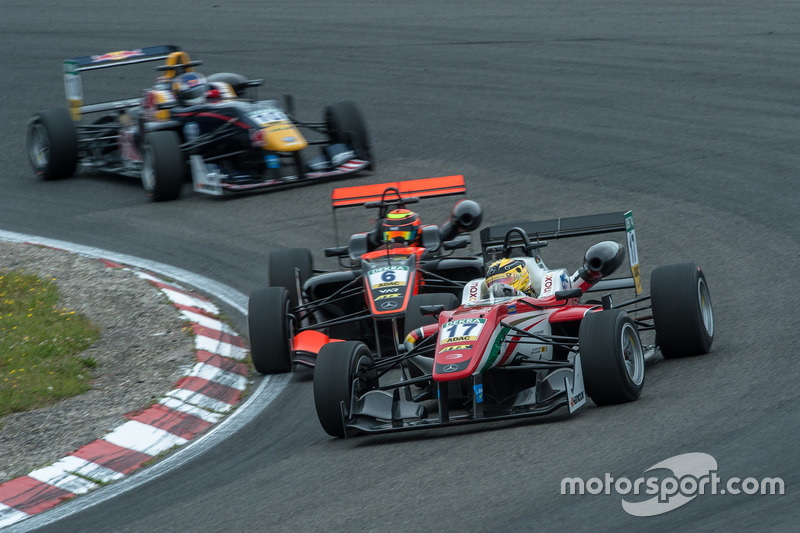 Максимилиан Гюнтер, Prema Powerteam Dallara F312 - Mercedes-Benz