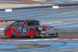 #94 Spark Motorsport, Porsche 997 Cup: Denis Francois, Ripert Hugues, Jules Gounon