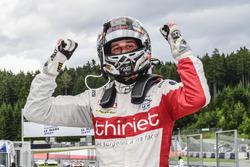 Race winner #46 Thiriet by TDS Racing Oreca 05 - Nissan: Mathias Beche