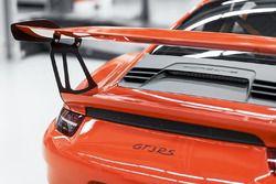 De Porsche 911 GT3 RS