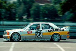 Карл Вендлингер, AMG-Mercedes