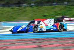 #37 SMP Racing BR01 - Nissan: Vitaly Petrov, Viktor Shaitar, Kirill Ladygin