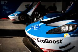 Ford Chip Ganassi Racing Team UK Ford GT detay
