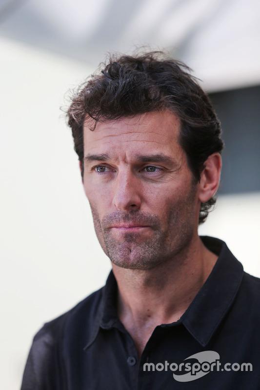 Mark Webber, Porsche Team WEC Driver
