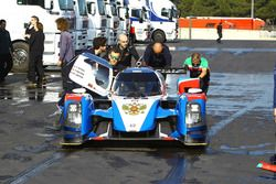#37 SMP Racing, BR01 - Nissan: Vitaly Petrov, Kirill Ladygin, Victor Shaytar