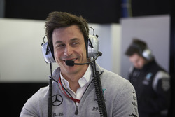 Toto Wolff, Mercedes GP Director ejecutivo