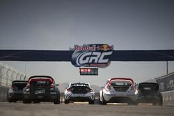Acción del Global Rallycross
