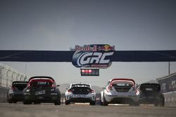 Global Rallycross action