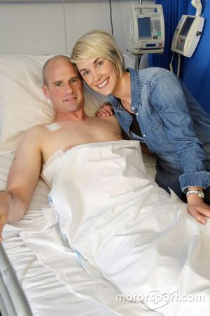 Ryan Farquhar con Karen Farquhar