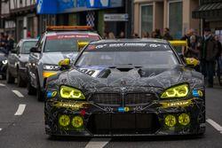 #999 Walkenhorst Motorsport powered by Dunlop, BMW M6 GT3: Victor Bouveng, Tom Blomqvist, Christian