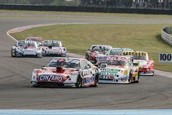 Matias Rossi, Donto Racing Chevrolet, Juan Pablo Gianini, JPG Racing Ford, Juan Manuel Silva, Catala